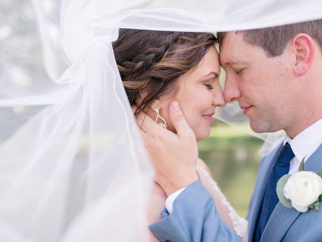 The wedding of Ashley and Jesse