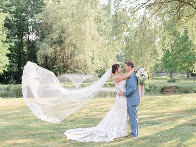 Jesse and Ashley's Wedding in Elizabethtown, Pennsylvania 16