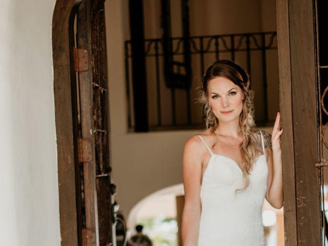 Brett and Amanda's Wedding in Bahias De Huatulco, Mexico 14