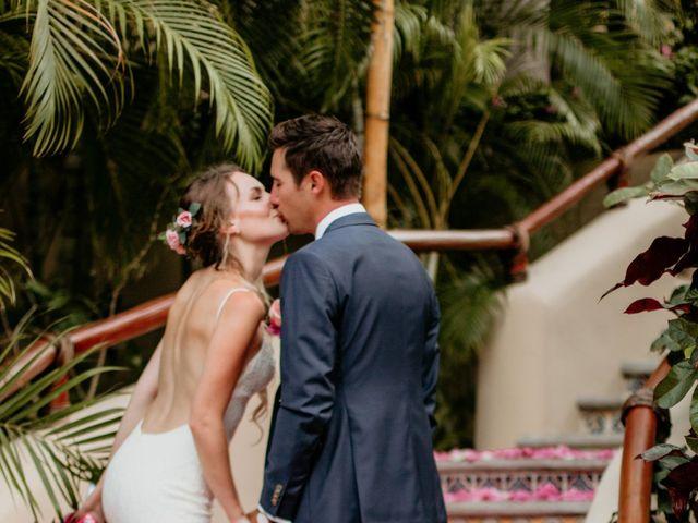 Brett and Amanda's Wedding in Bahias De Huatulco, Mexico 20