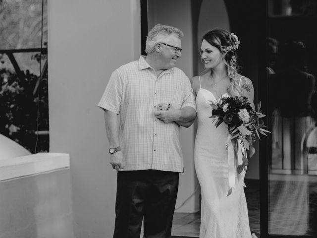 Brett and Amanda's Wedding in Bahias De Huatulco, Mexico 23