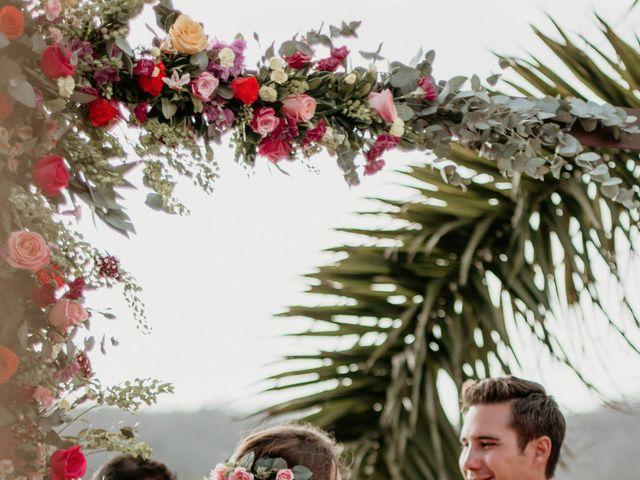 Brett and Amanda's Wedding in Bahias De Huatulco, Mexico 28