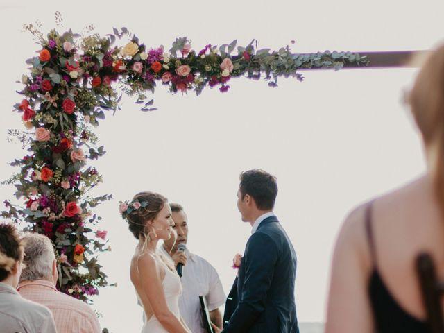 Brett and Amanda's Wedding in Bahias De Huatulco, Mexico 29