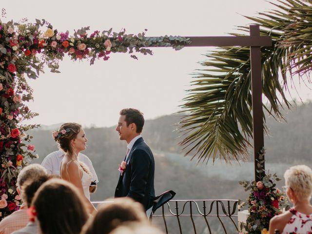 Brett and Amanda's Wedding in Bahias De Huatulco, Mexico 34