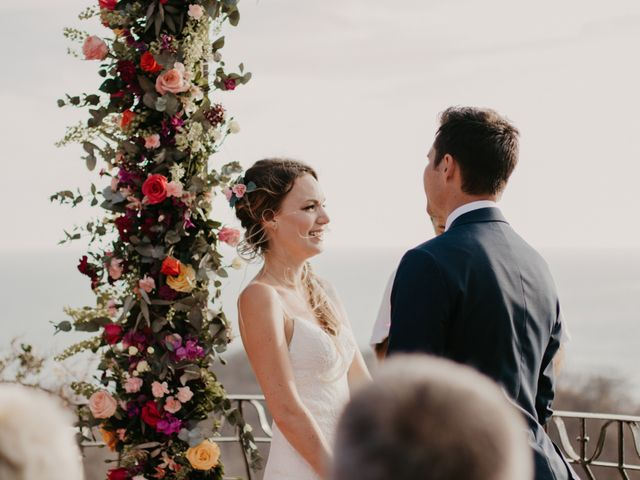 Brett and Amanda's Wedding in Bahias De Huatulco, Mexico 38