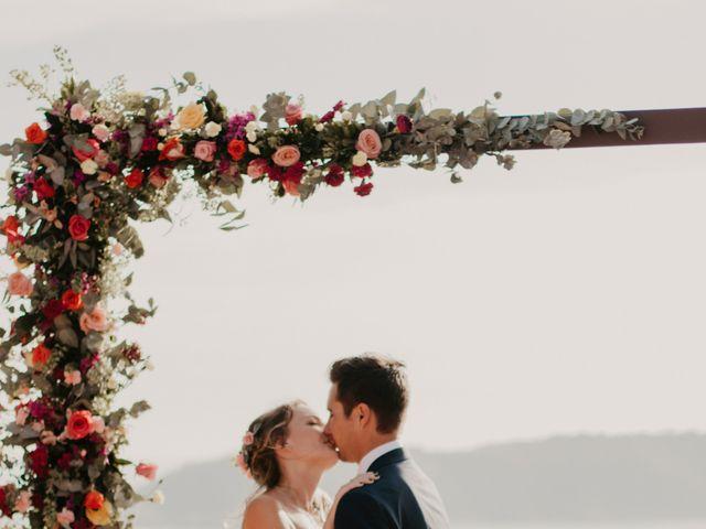 Brett and Amanda's Wedding in Bahias De Huatulco, Mexico 39