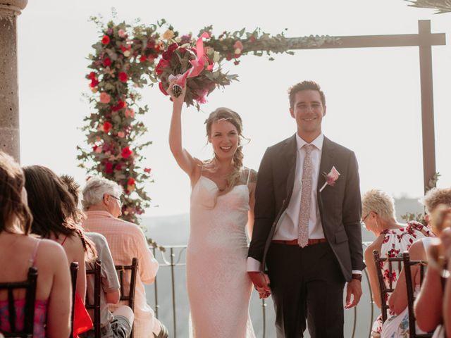 Brett and Amanda's Wedding in Bahias De Huatulco, Mexico 41