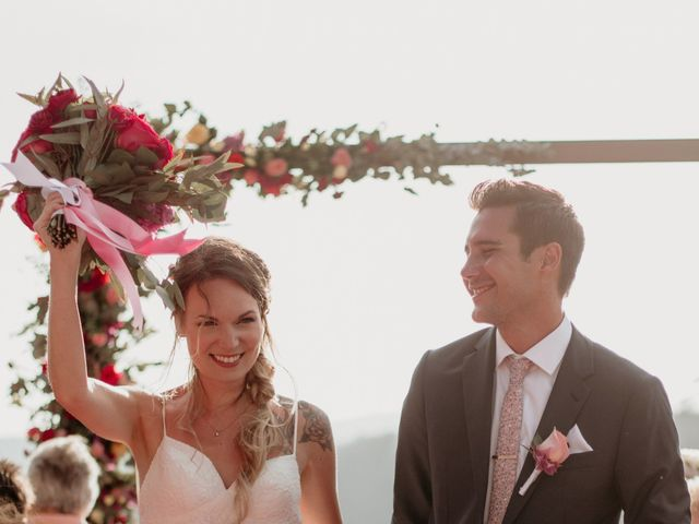 Brett and Amanda's Wedding in Bahias De Huatulco, Mexico 42