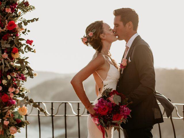 Brett and Amanda's Wedding in Bahias De Huatulco, Mexico 46