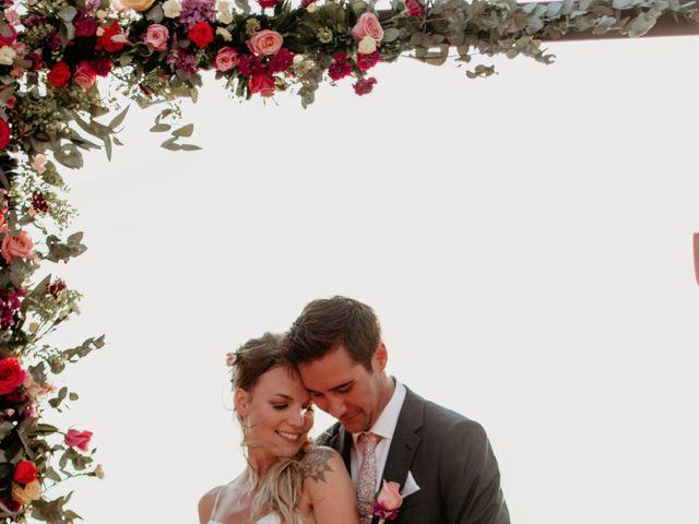 Brett and Amanda's Wedding in Bahias De Huatulco, Mexico 50
