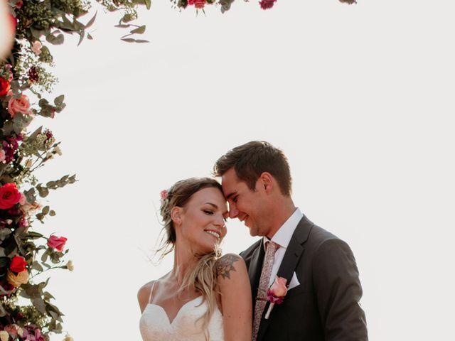 Brett and Amanda's Wedding in Bahias De Huatulco, Mexico 51
