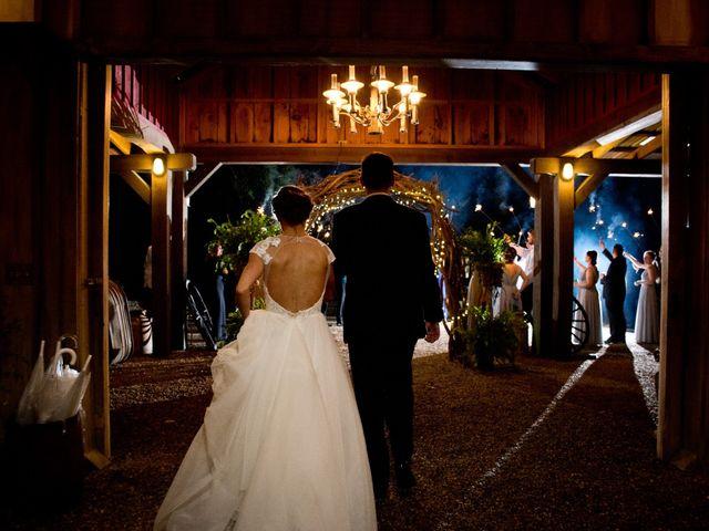 Steven and Jessie's Wedding in Glenville, North Carolina 5