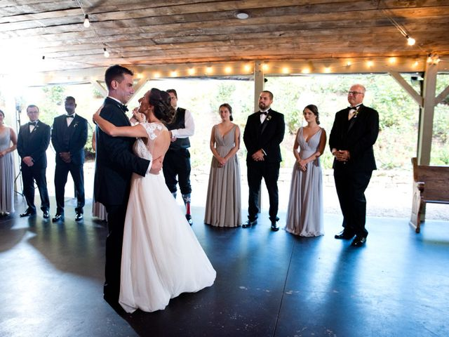 Steven and Jessie's Wedding in Glenville, North Carolina 7
