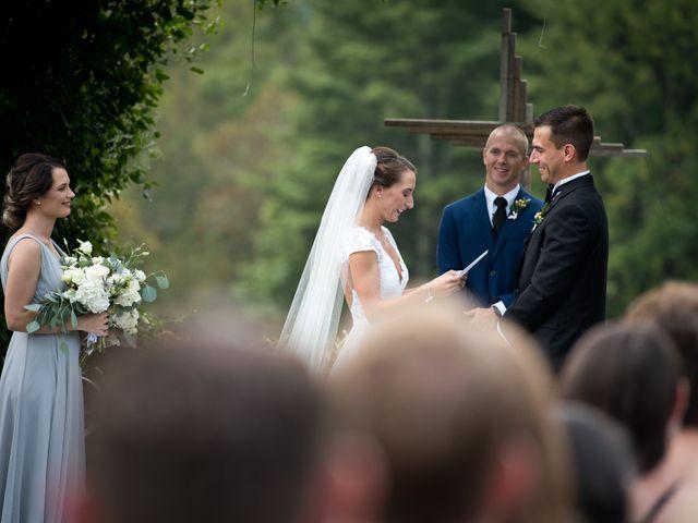 Steven and Jessie's Wedding in Glenville, North Carolina 11