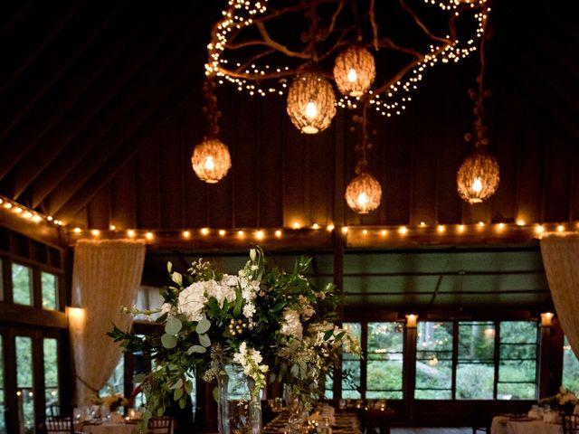 Steven and Jessie's Wedding in Glenville, North Carolina 16