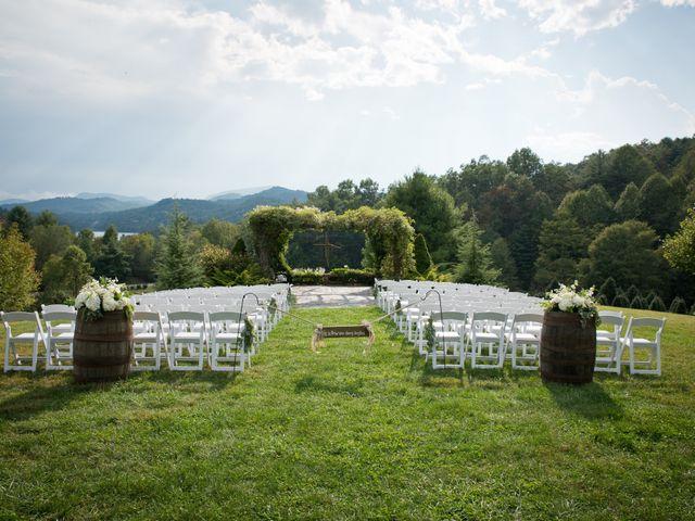 Steven and Jessie's Wedding in Glenville, North Carolina 19