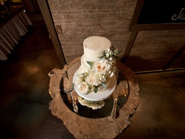 Steven and Jessie's Wedding in Glenville, North Carolina 20