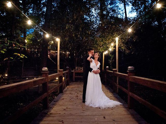 Steven and Jessie's Wedding in Glenville, North Carolina 28