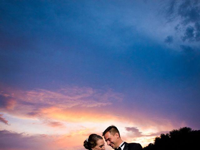 Steven and Jessie's Wedding in Glenville, North Carolina 1