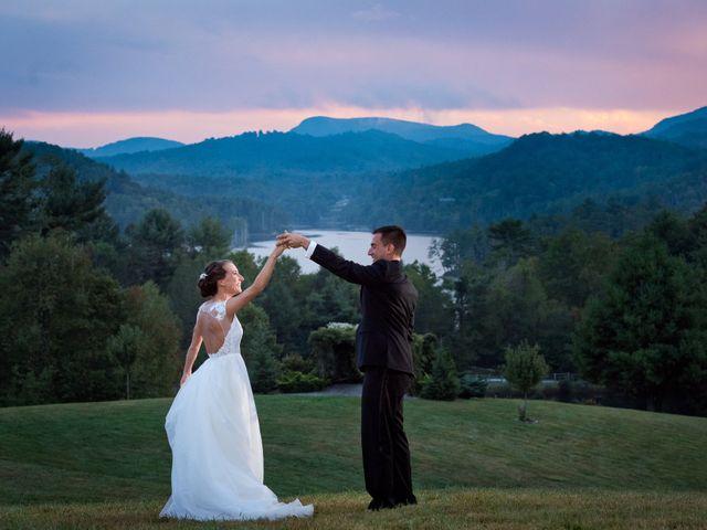 Steven and Jessie's Wedding in Glenville, North Carolina 32