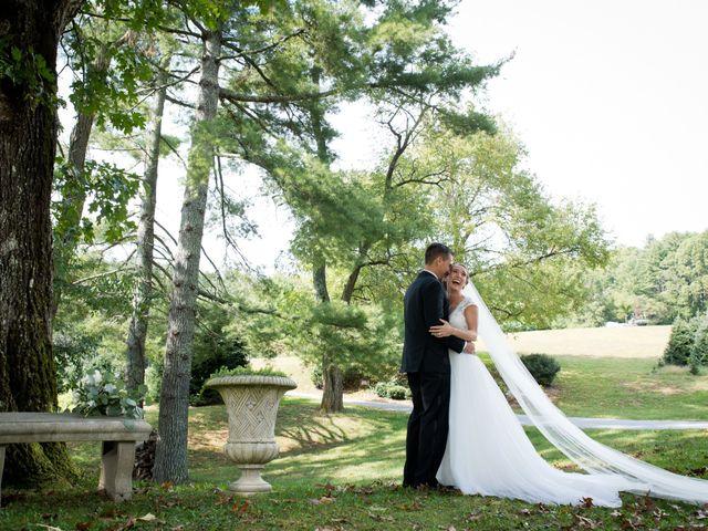 Steven and Jessie's Wedding in Glenville, North Carolina 34