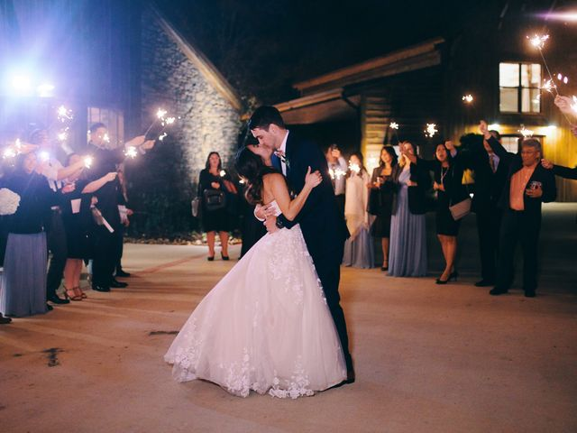 Amy and Bryan's Wedding in Montgomery, Texas 1