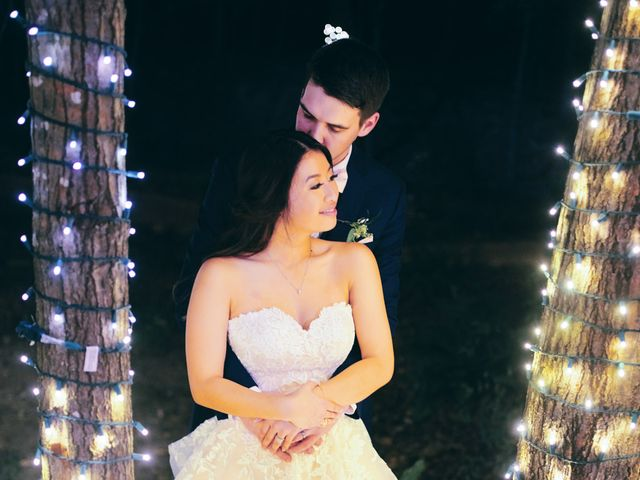 Amy and Bryan's Wedding in Montgomery, Texas 5