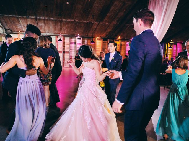 Amy and Bryan's Wedding in Montgomery, Texas 7
