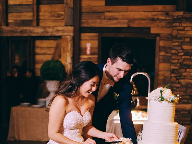 Amy and Bryan's Wedding in Montgomery, Texas 8