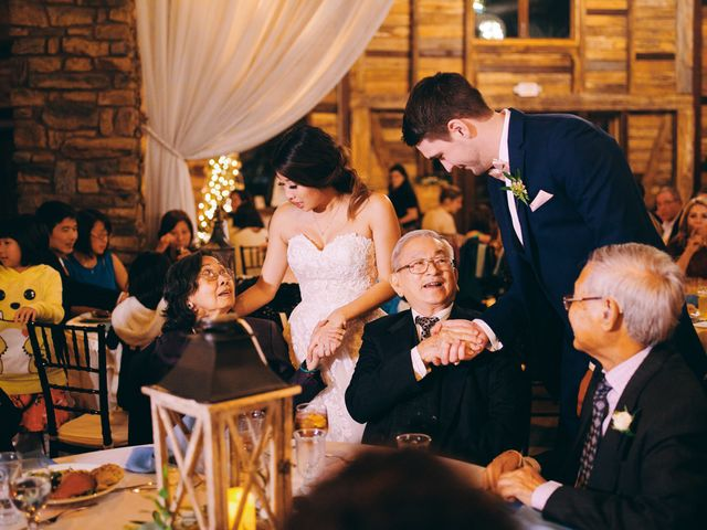 Amy and Bryan's Wedding in Montgomery, Texas 9