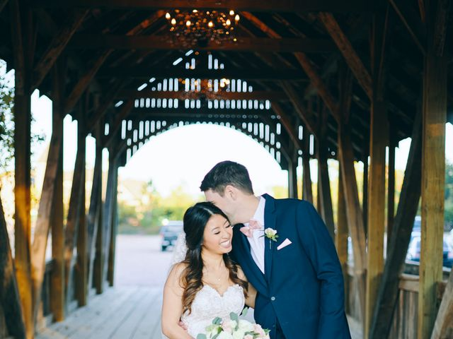 Amy and Bryan's Wedding in Montgomery, Texas 13