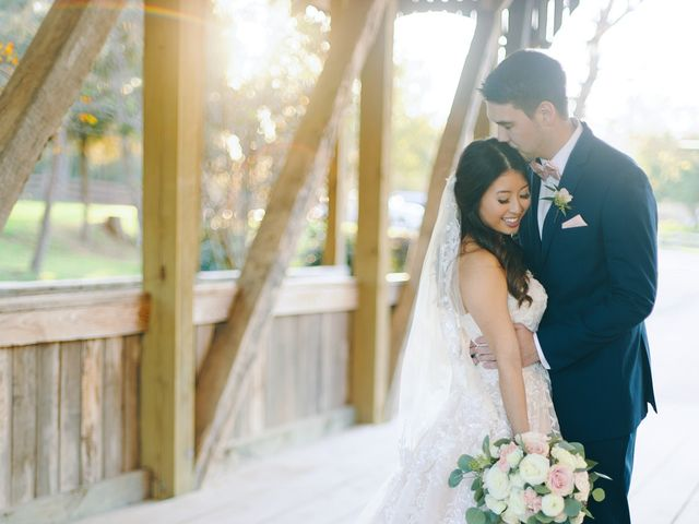 Amy and Bryan's Wedding in Montgomery, Texas 16
