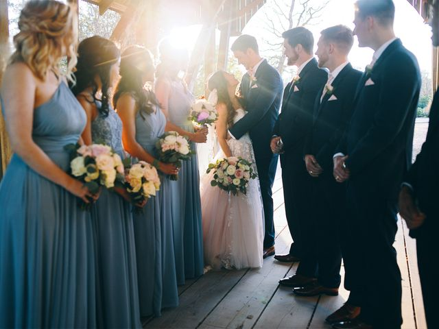 Amy and Bryan's Wedding in Montgomery, Texas 19