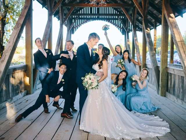 Amy and Bryan's Wedding in Montgomery, Texas 21