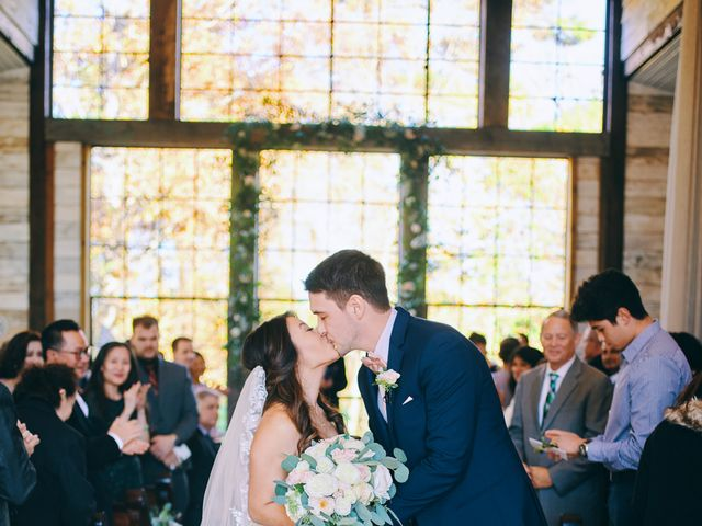Amy and Bryan's Wedding in Montgomery, Texas 22