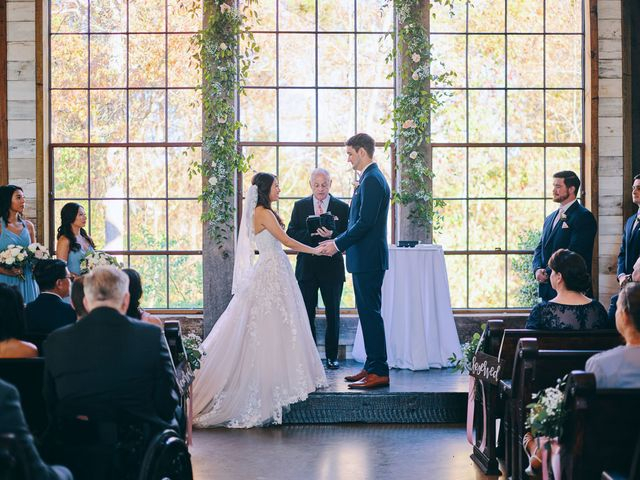 Amy and Bryan's Wedding in Montgomery, Texas 26
