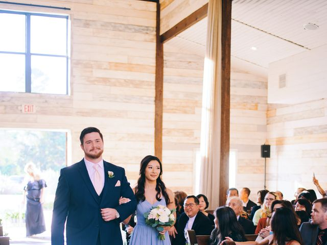 Amy and Bryan's Wedding in Montgomery, Texas 28