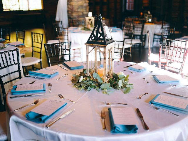 Amy and Bryan's Wedding in Montgomery, Texas 33