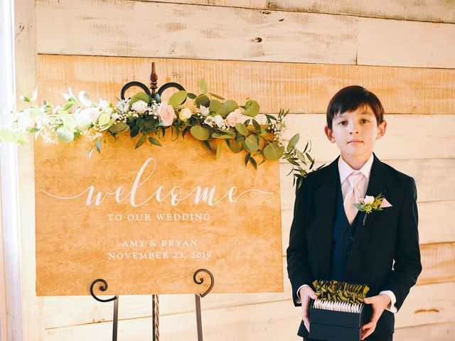 Amy and Bryan's Wedding in Montgomery, Texas 37