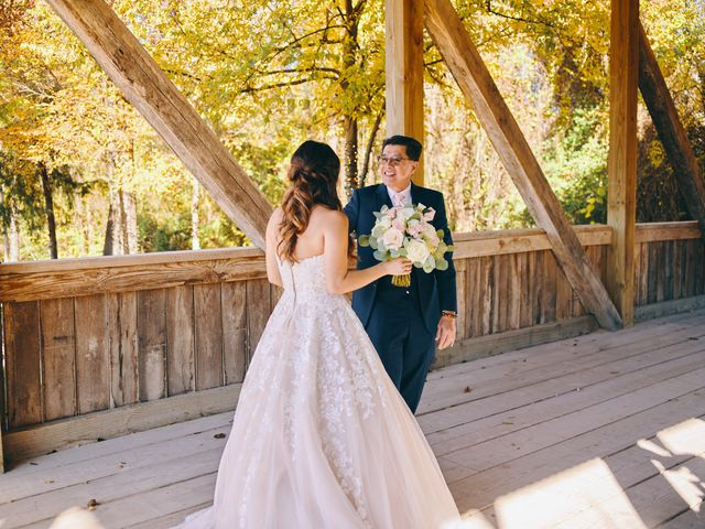 Amy and Bryan's Wedding in Montgomery, Texas 41