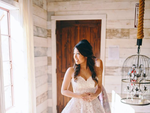 Amy and Bryan's Wedding in Montgomery, Texas 46