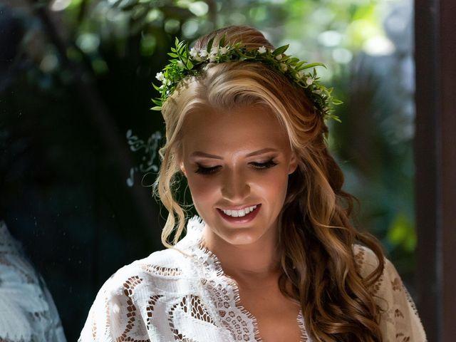 Kyle and Crystal's Wedding in Playa del Carmen, Mexico 6