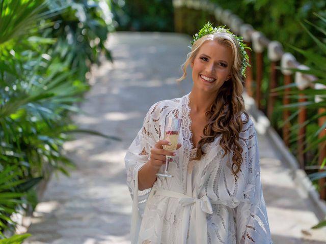 Kyle and Crystal's Wedding in Playa del Carmen, Mexico 2