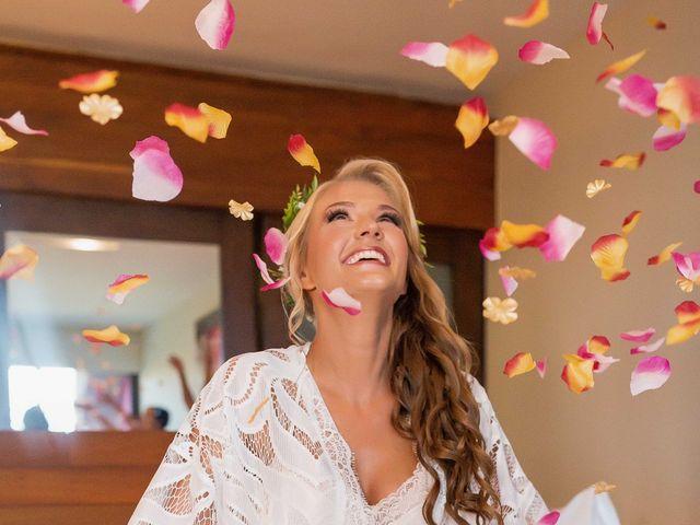 Kyle and Crystal's Wedding in Playa del Carmen, Mexico 16