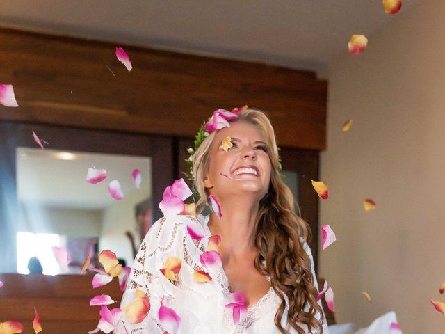 Kyle and Crystal's Wedding in Playa del Carmen, Mexico 17