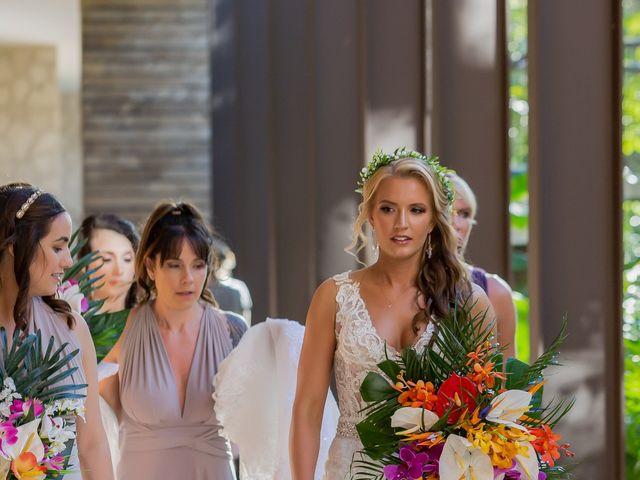 Kyle and Crystal's Wedding in Playa del Carmen, Mexico 27