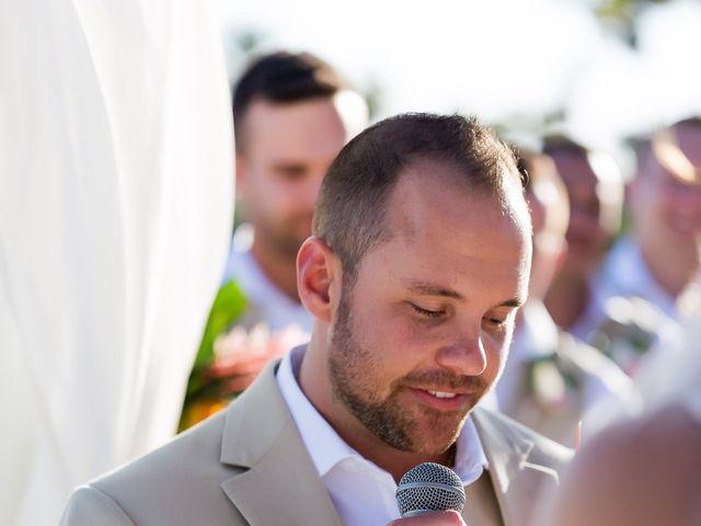 Kyle and Crystal's Wedding in Playa del Carmen, Mexico 36