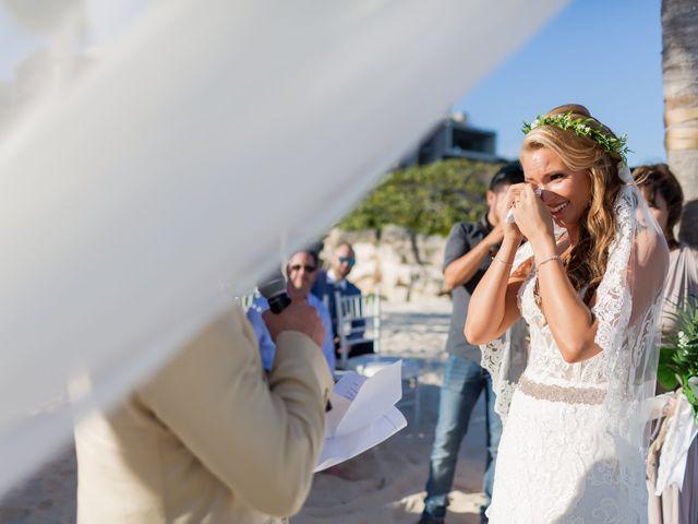 Kyle and Crystal's Wedding in Playa del Carmen, Mexico 37