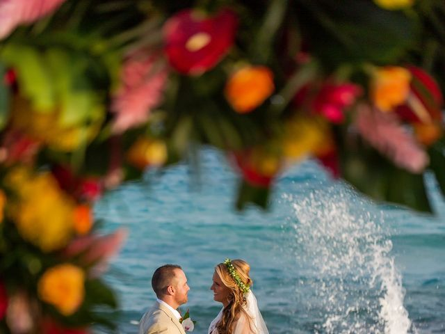 Kyle and Crystal's Wedding in Playa del Carmen, Mexico 45