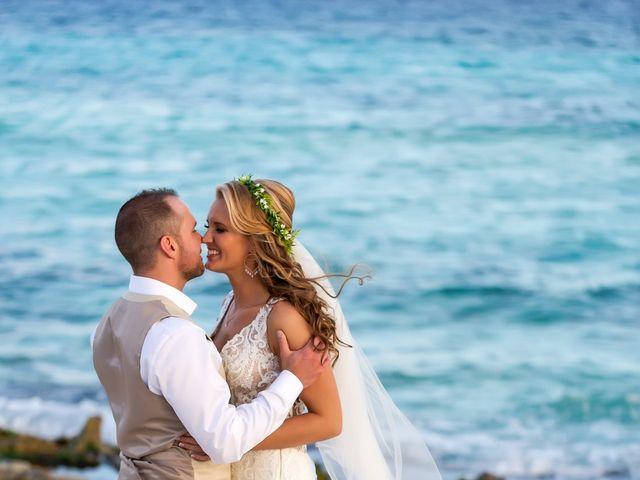 Kyle and Crystal's Wedding in Playa del Carmen, Mexico 49